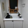 #ただいま手洗いの画像