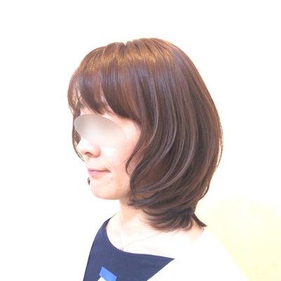 髪を動かしたい直毛さんのレイヤーカットスタイル(๑˃̵ᴗ˂̵)の記事に添付されている画像