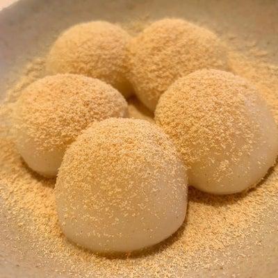 カフェin浅草『甘味みつや/みつ白玉(温)』の記事に添付されている画像