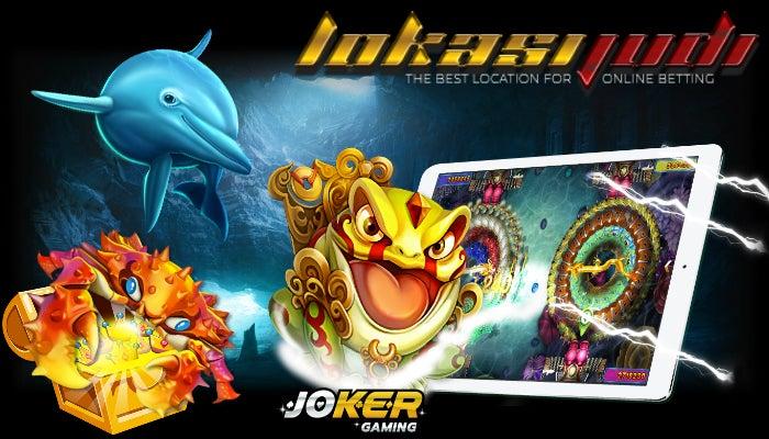 Joker Gaming Tembak Ikan Situs Judi Online Bonus Situs Joker123 Dan Agen S128 Judi Online Indonesia Terpercaya