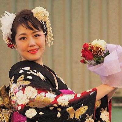 全東京写真連盟 秋里優珠月 さん(上野公園 羽子板と晴れ着モデル撮影会2018)の記事に添付されている画像