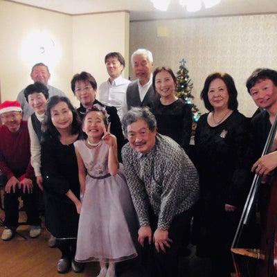 ArteNuova日記:ArteNuovaのクリスマスコンサートでしたの記事に添付されている画像