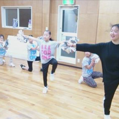 キッズチアダンス振り付け稽古 キッズダンシング火曜日クラス キッズガーデン武蔵小の記事に添付されている画像