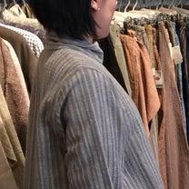 ○ うさとの服 シャツいろいろ 本店限定の藍染めカットソーも展示会初参戦?の記事に添付されている画像
