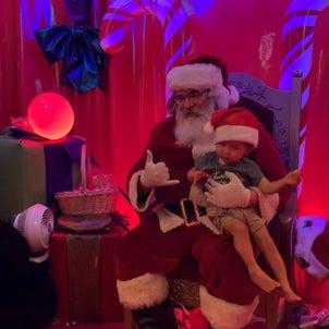 ハワイのクリスマスイヴの画像