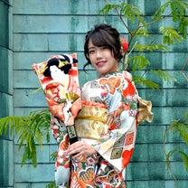 全東 2018上野公園羽子板と晴れ着モデル撮影会⑪沖村彩花さんの記事に添付されている画像