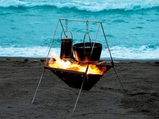 UNIFLAME (ユニフレーム) 焚き火ベース450