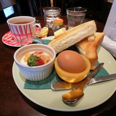 純喫茶なお店で厚切りバタートースト@フロールの記事に添付されている画像