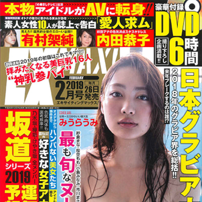 EX MAX! 2月号の記事に添付されている画像
