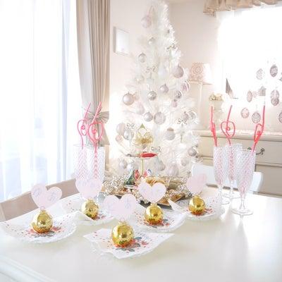 小学校のお友達たちと我が家でクリスマス会♡の記事に添付されている画像