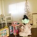 #クリスマスリースの画像