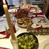 イギリスのクリスマスディナーの画像