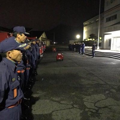 消防団年末夜間特別警戒が始まるの記事に添付されている画像