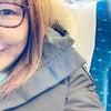 新幹線に乗っての画像