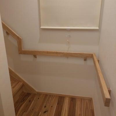 階段手すりについての記事に添付されている画像