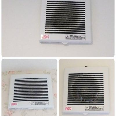 掃除(トイレと洗面所の換気扇など)の記事に添付されている画像