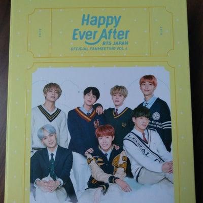BTS(防弾少年団)Happy Ever After Blu-ray届いた♡の記事に添付されている画像