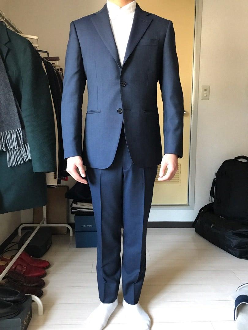成人式用のオーダースーツ