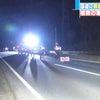 ▼唸声事件現場のストリートビュー/つくばの国道で男性死亡、複数の車にひかれた模様の画像