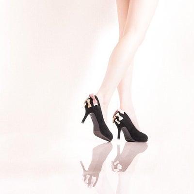 脚が綺麗になる法則の記事に添付されている画像