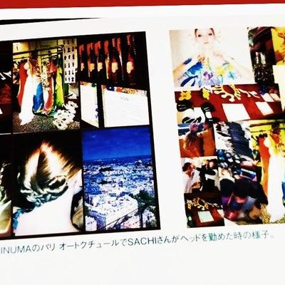 ❤️ヘアメイクアーティスト SACHI アシスタント募集の記事に添付されている画像