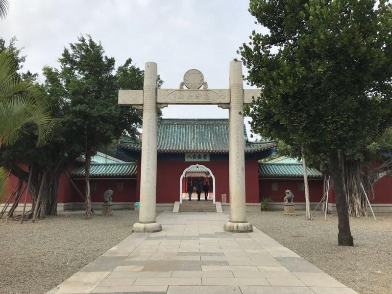 台湾の旅 ② ―延平郡王祠― | もも...