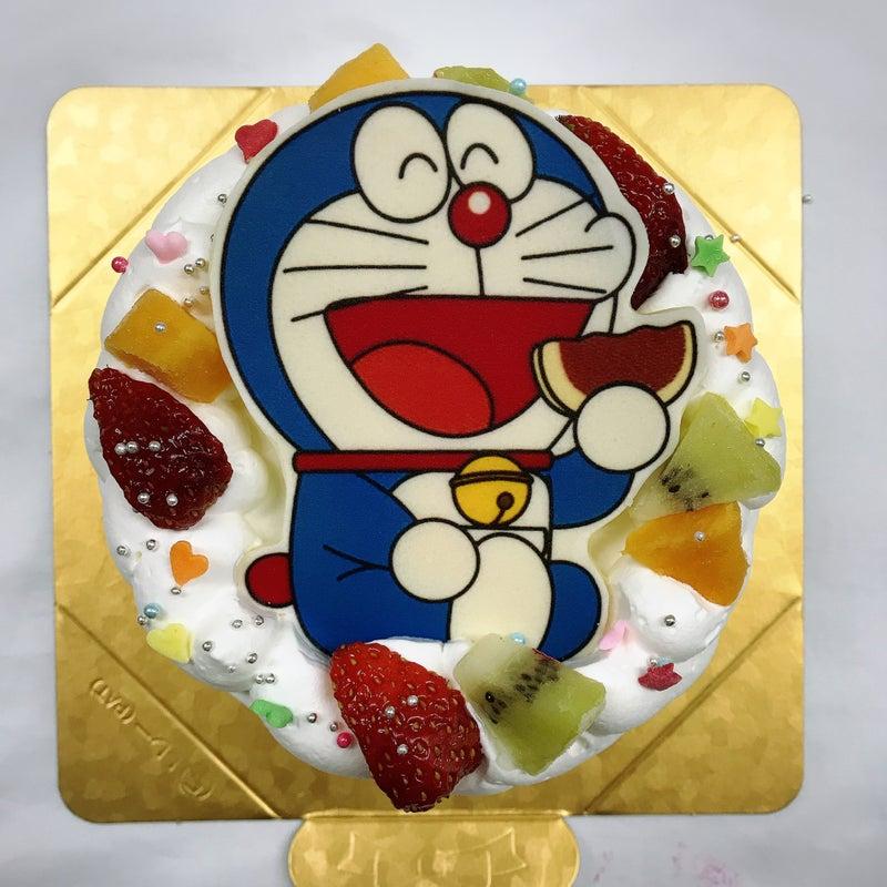 ポップアップイラストフォト ドラえもんケーキl 菓の香サプライズケーキ