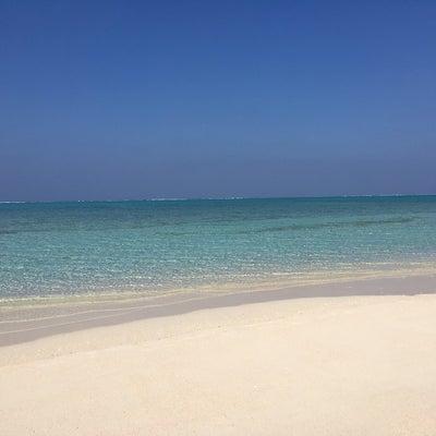 久米島(8) ハテの浜の記事に添付されている画像