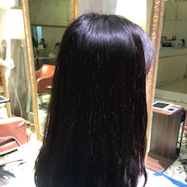 岡山からご来店!髪質綺麗にしたいという悩みに馬が真剣に向き合う。の記事に添付されている画像