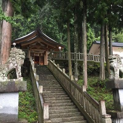 岐阜県 高賀神社の記事に添付されている画像