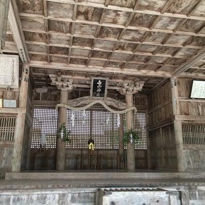 長滝白山神社の記事に添付されている画像