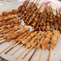 ★ 鶏皮焼き・セセリ焼きの記事に添付されている画像