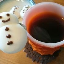 雪だるまのマシュマロ♪お顔を自分でかけるキットがありまして・・・の記事に添付されている画像