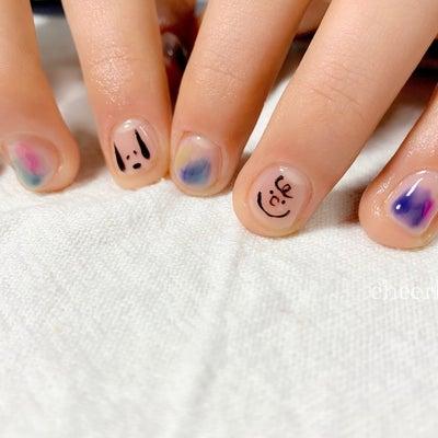 チビ爪さんのジェルネイル☻の記事に添付されている画像