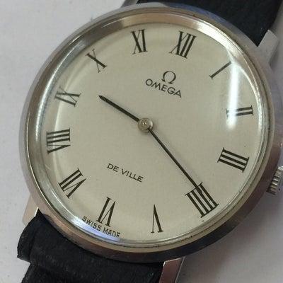 【オメガ 買取 一宮】かいとり10 一宮店 OMEGA デビル 手巻き 腕時計 の記事に添付されている画像