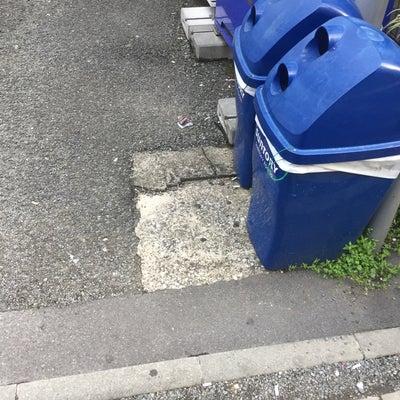 品川区と大田区の駅近隣のポイ捨てタバコ散乱の記事に添付されている画像