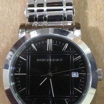 バーバリー☆太田市の靴修理・時計修理・印鑑作成はみらい工房☆の記事に添付されている画像