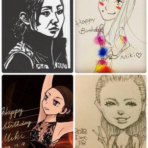 Birthday Thanks!の画像
