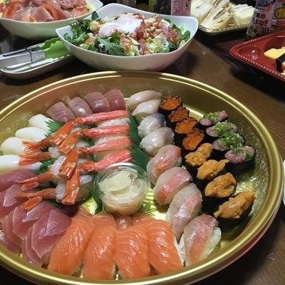 お寿司デビューの記事に添付されている画像