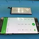 Galaxy S7edge バッテリー膨張です❗️の記事より