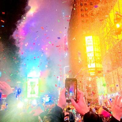 世界の真ん中から HAPPY NEW YEAR !!の記事に添付されている画像