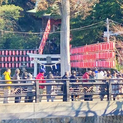 【謹賀新年】谷津関ヶ谷不動尊・手子神社に元朝参りへ②|ちん散歩の記事に添付されている画像