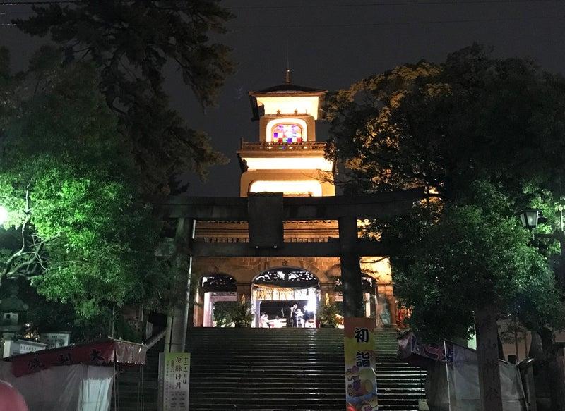 2019初詣尾山神社