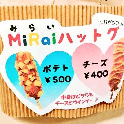 松山市よもぎ蒸し&韓国cafe Mi Rai(美麗)今年もチーズハットグ♡の記事に添付されている画像