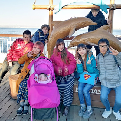 オカオカ慰安旅行の記事に添付されている画像