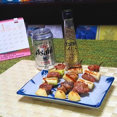 砂肝 & ホルモン ☆ 串焼き ♪の記事に添付されている画像