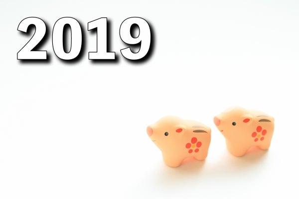 2019年がスタート♪