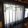 カーテン掛け替え~春になりました~の画像