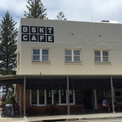 ランチ@BSKT Cafeの記事に添付されている画像