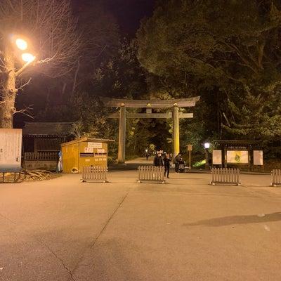 2019年1月1日 明治神宮への初詣の記事に添付されている画像